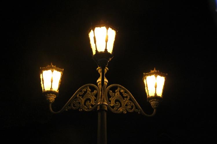 Lamp in Alun2