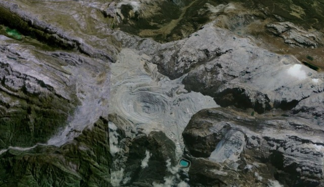 imagery from google earth