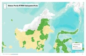 Peta Status Tata Ruang, sumber: http://v2.bkprn.org/?page_id=1157