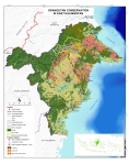 1_Map Orangutan Conservation East Kalimantan