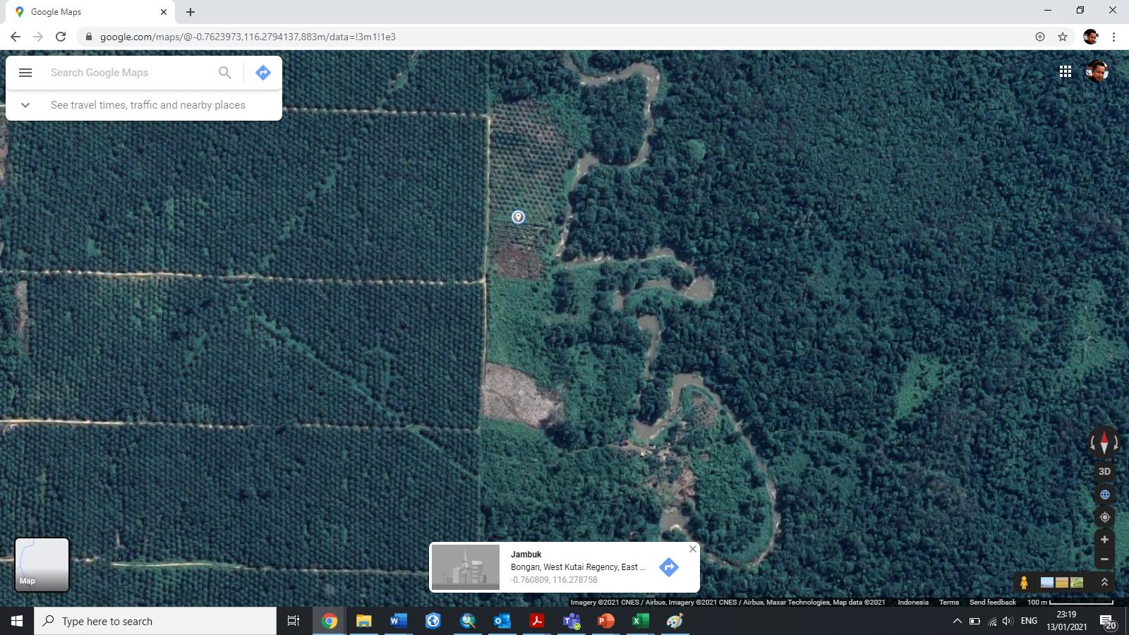 Perambahan dan Perlunya Perbaikan Pada Delineasi Izin HGU Perkebunan Sawit